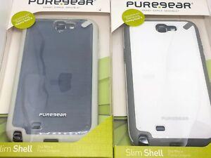 Puregear SLIMSHELL Case for Samsung Galaxy Note 2 -