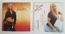 LOT 2 CD SINGLE DE ANASTACIA