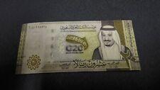 20 Saudi riyals 2020      UNC