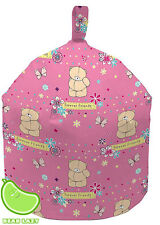 Child / kids Size Forever Friends Bean Bag With Beans 100% Cotton By Bean Lazy