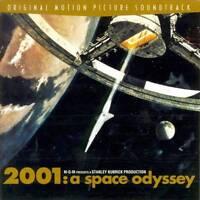 2001: A SPACE ODYSSEY Soundtrack CD BRAND NEW