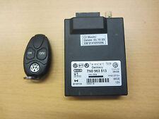VW Tiguan Sharan Standheizung Steuergerät Telestart T91R 7N0 963 513 7N0963513