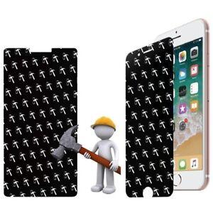 2x iPhone Huawei Xiaomi Sony Screen Protector Schutzfolie Nano Anti Shock Hammer
