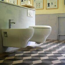 Sanitari Sospesi Ceramica Globo Grace WC + BIDET + SEDILE