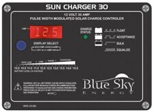 Blue Sky, Energy Sun Charger 30, 30A, 12V Solar Charge Controller With Display