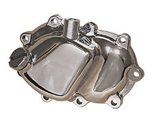 TRANSMISSION END COVER, BIG TWIN 4 SPEED electric start only 1970/Later