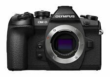 Olympus OM-D E-M1 Mark II schwarz , neu, Vitrine, OLYMPUS-Fachhändler # LX11