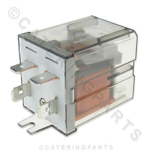 FINDER 30A 230V COIL SPNO MAINS ELECTRICAL POWER RELAY 30 AMP 65.31.8.230.0300