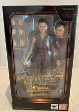 S.H. Figuarts Star Wars: Rey (The Last Jedi) Action Figure