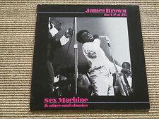 James BROWN Sex machine-LP of JB-Slavati/lavato (EX +)
