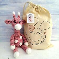 Monty the Giraffe Crochet stuffie CUSTOM COLOR by LoveDincy ...   225x225