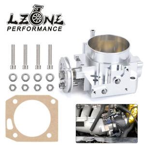 "2.75"" 70mm Throttle Body For Honda Civic Acura RSX K20A K20A2 K20A3 K20Z1"