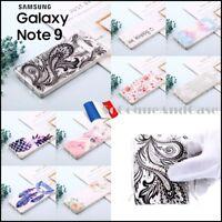 Etui housse coque silicone 3D Diamond TPU Case Samsung Galaxy Note 9  (N960)