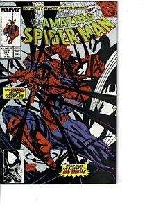 Amazing Spider-Man 317 Venom VF+ 1989 Glossy McFarlane Art