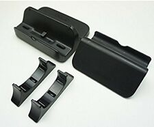 Nintendo Wii U Gamepad Black Cradle / Stand / Console Holder