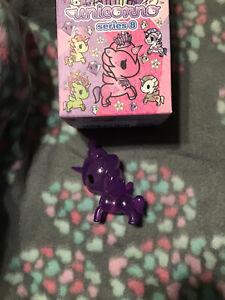 Tokidoki Unicorno Gems Purple Majestic Amethyst