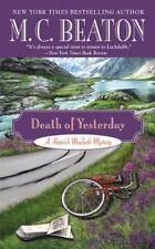 Death of Yesterday [A Hamish Macbeth Mystery]