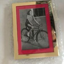 "Kate Spade New York Lenox Gold Frame ""Blake Street"" Pink, 5""x7"""