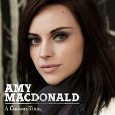 "AMY MACDONALD ""A CURIOUS THING"" CD NEU"