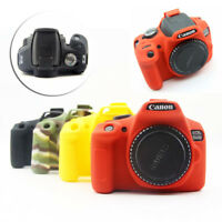 Silicone Protective Camera Body Cover Case Skin Bag for Canon 1300D 1500D New