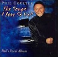 PHIL COULTER - SONGS I LOVE SO WELL NEW CD