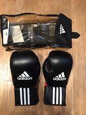 Adidas Gloves Tactik Pro Boxing Gloves 12 oz Black//Yellow Stripes