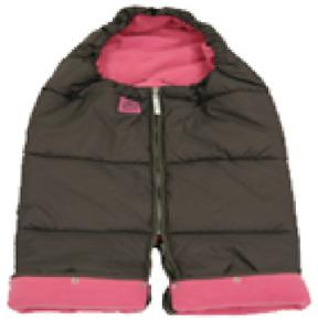 Red Castle Baby Winter Warming Suit- Mini Combi Zip - PINK