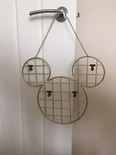 Mickey Mouse Letter Hanging Board