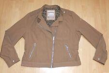 Cecil Damen Jacke, hellbraun, Gr. XL, 1x getragen und daher neuwertig