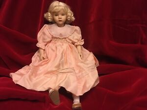 "Pauline's Limited Edition 12"" Doll by Pauline Bjonness-Jacobsen 102/950"
