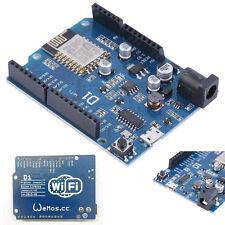 WeMos D1 WiFi UNO Development Board ESP8266 ESP-12E for arduino Compatible New