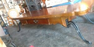 ELEGANT VINTAGE X-Long Coffee Table 66 long,15 tall, 24 width. Made Thomasville