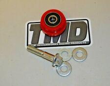 2004-2014 Honda TRX450r 450r 450er TM designworks red lower chain roller