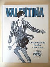 VALENTINA - OSSERVAZIONE ACUTA N. 14 - CREPAX CORRIERE DELLA SERA FUM8