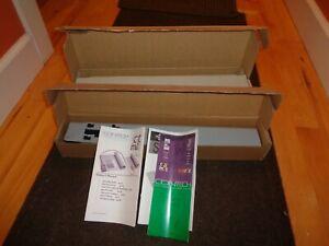"NEW Scat Mat LARGE 48"" x 20"" & Extension Mat  - NEW IN BOX 2 Part Set"