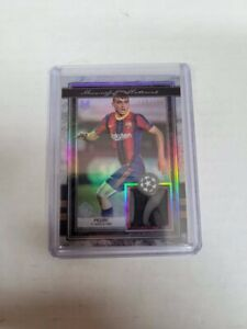 2020-21 Topps Museum UCL PEDRI RC FC Barcelona Meaningful Material # 145/150