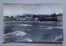 ET555) CPSM ALGERIE FORT-DE-L'EAU la plage - 1959