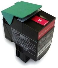 Lexmark C540H1MG 2K High Yield Magenta Toner Cartridge C540 C544 X544 X548