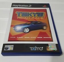 Tokyo Road Race - Sony PlayStation 2 PS2 PAL Europe Import US Seller