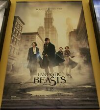 Fantastic Beasts and Where to Find Them 5ft x 8ft Movie Theater Vinyl Banner