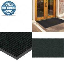Commercial Rubber Door Mat 60x36 Anti-Slip Durable Entrance Outdoor Cleans Shoes