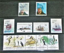 COLLECTION OF AUSTALIAN ANTARCTIC TERRITORY,MINT!, BEAUTIFUL STAMPS.  LOW START!