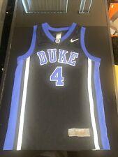 Jj Redick Duke Blue Devils #4 Nike Elite Youth Med Basketball Jersey