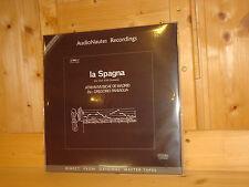GREGORIO PANIAGUA LA SPAGNA Audiophile AUDIO NAUTES LIMITED 2LP 33 RPM SEALED