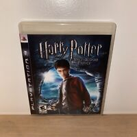 Harry Potter and the Half-Blood Prince (Sony PlayStation 3, PS3) Nice Complete