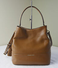Michael Kors Luggage Kip Large Bucket Shoulder Bag