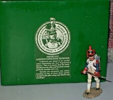 KING AND COUNTRY NA 15 FRENCH GUARD INFANTRY advancing mint boxed 1/30