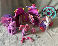 My Little Pony Bundle - Explore Equestria Rarity Booktique Playset, Figures.....