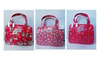 CATH KIDSTON MINI  ZIP BAG VARIOUS DESIGN