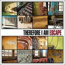 Therefore I Am - Escape CD Sealed, New, Free Shipping